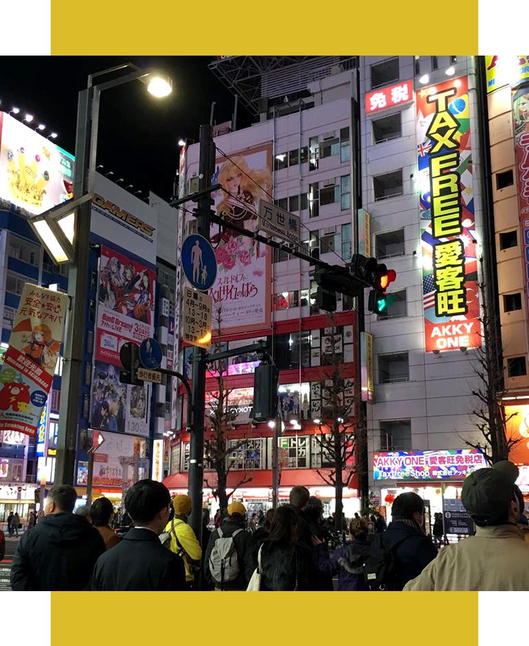 10 RZECZY, KTÓRE ZADZIWIŁY MNIE W TOKIO
