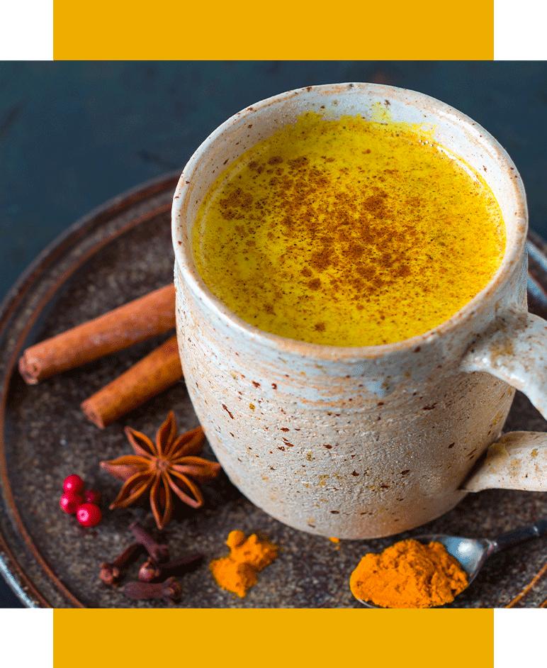 Złote mleko – legenda z Indii